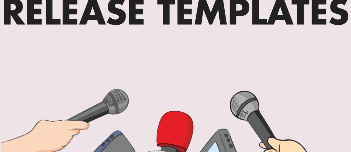 Free Press Release Templates