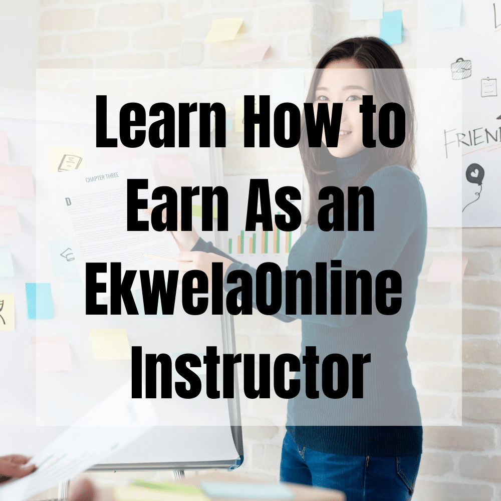 Learn How To Earn As An EO Instructor